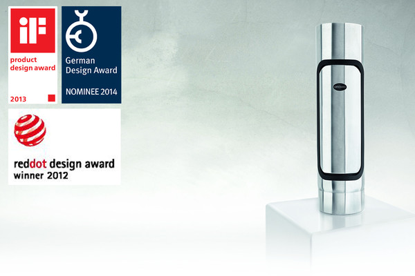 Design awards of the design rainwater pipe flat